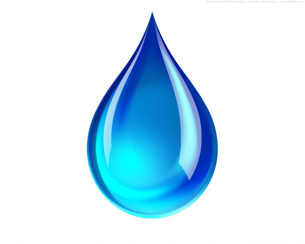 Raindrop clipart watr. Pictures of raindrops free
