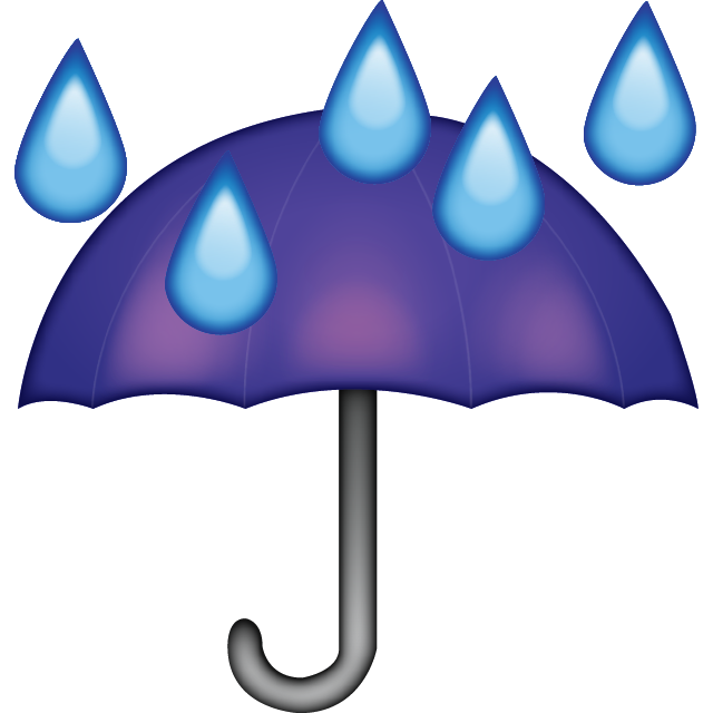 showering clipart rain drops