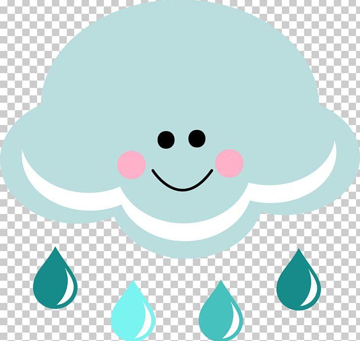 Cloud png aqua blue. Clipart rain rain storm