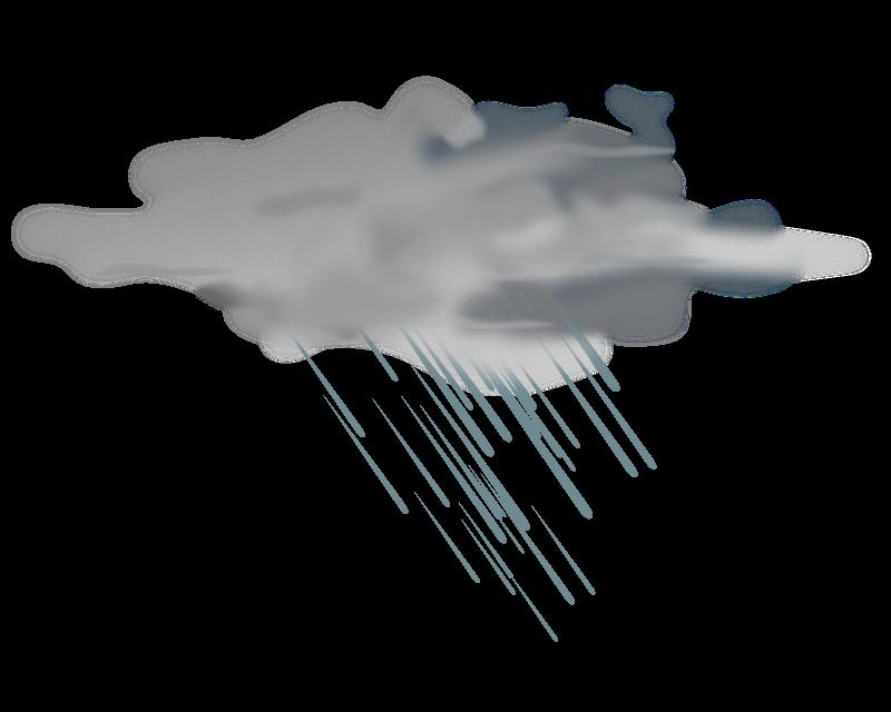 Clipart rain rainfall. Cloud group free dark