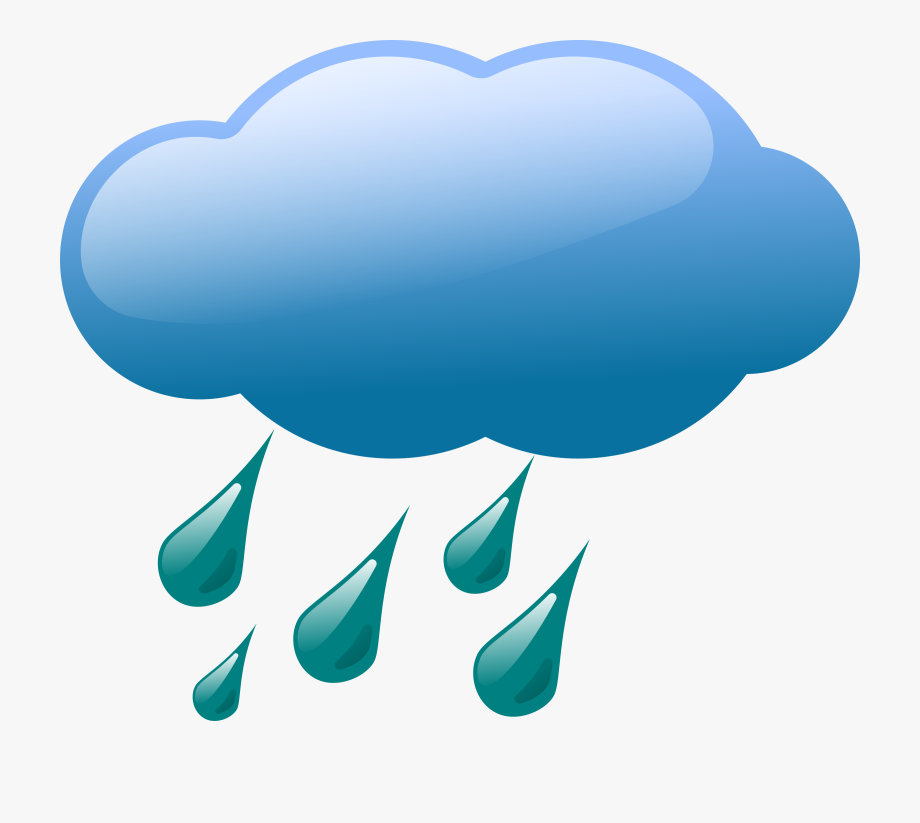 Clip art weather symbols. Sunny clipart rainy day