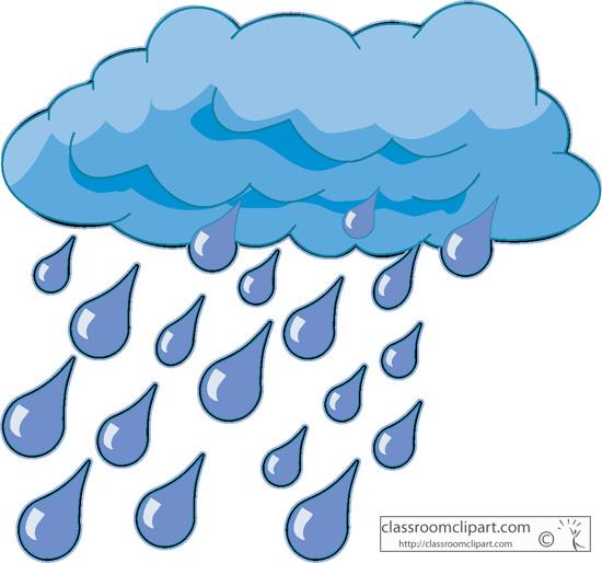 Raindrop clipart rainy day. Free raining weather cliparts