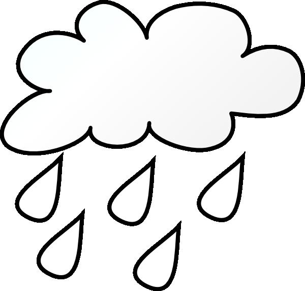 Clipart rain sketch. Clouds drawing panda free