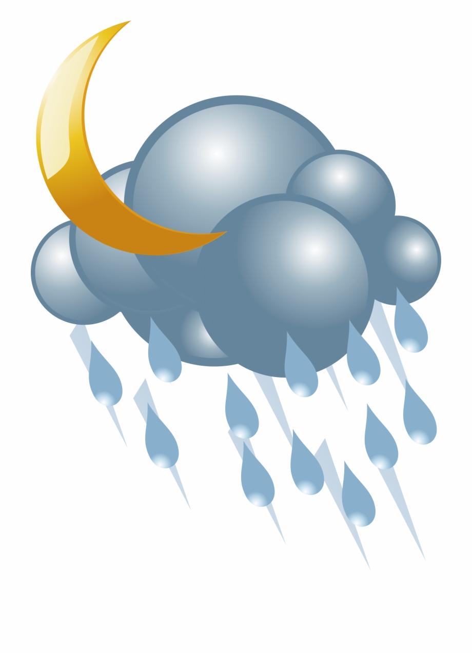 Cloudy lightning cloud free. Clipart rain snow mix