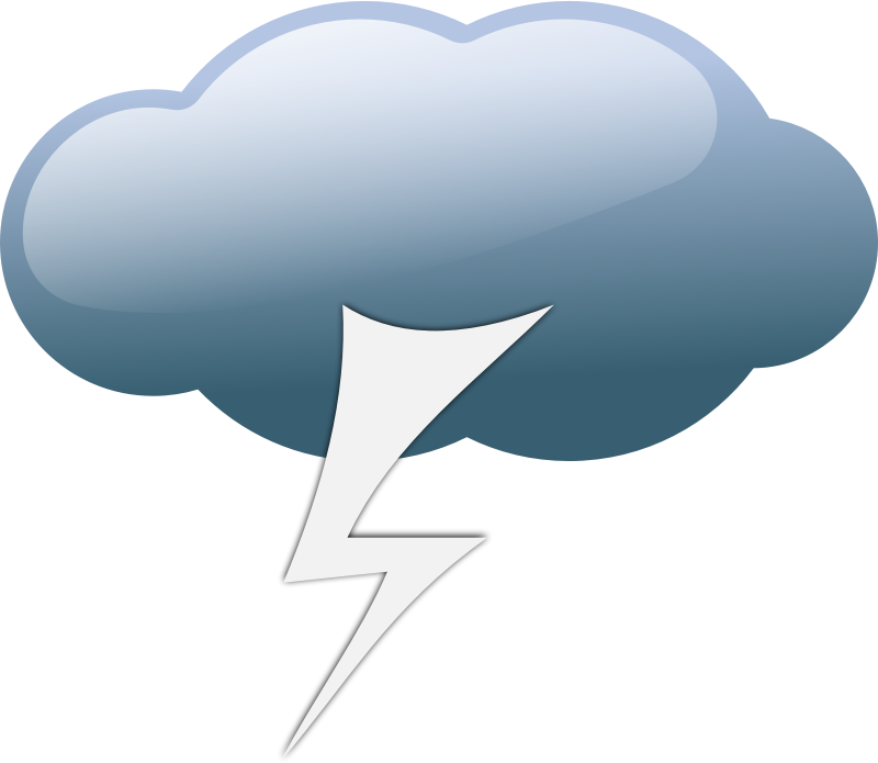 Weather learning about life. Clipart rain stormy