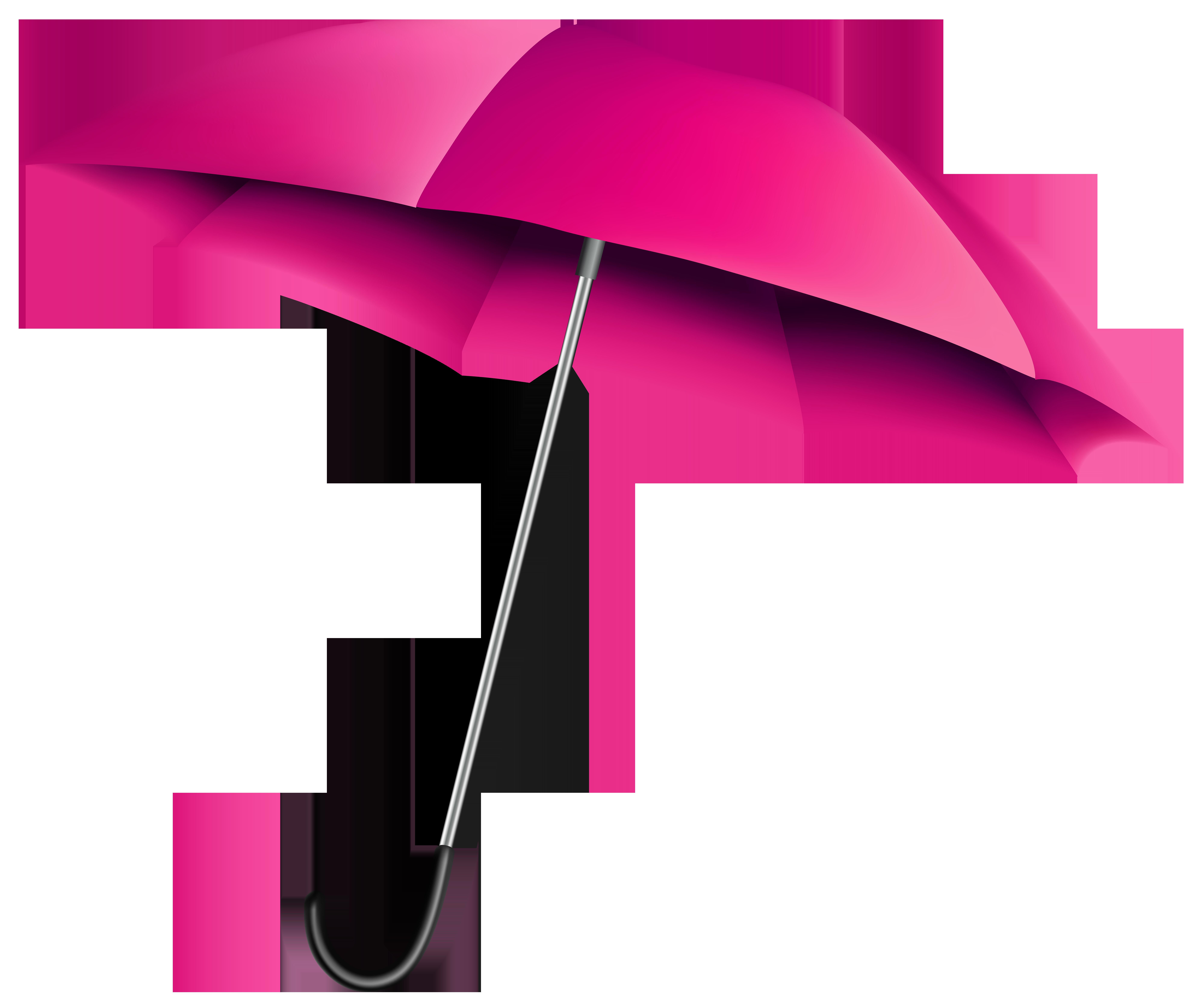 Clipart rain umbrella. Pink transparent png clip