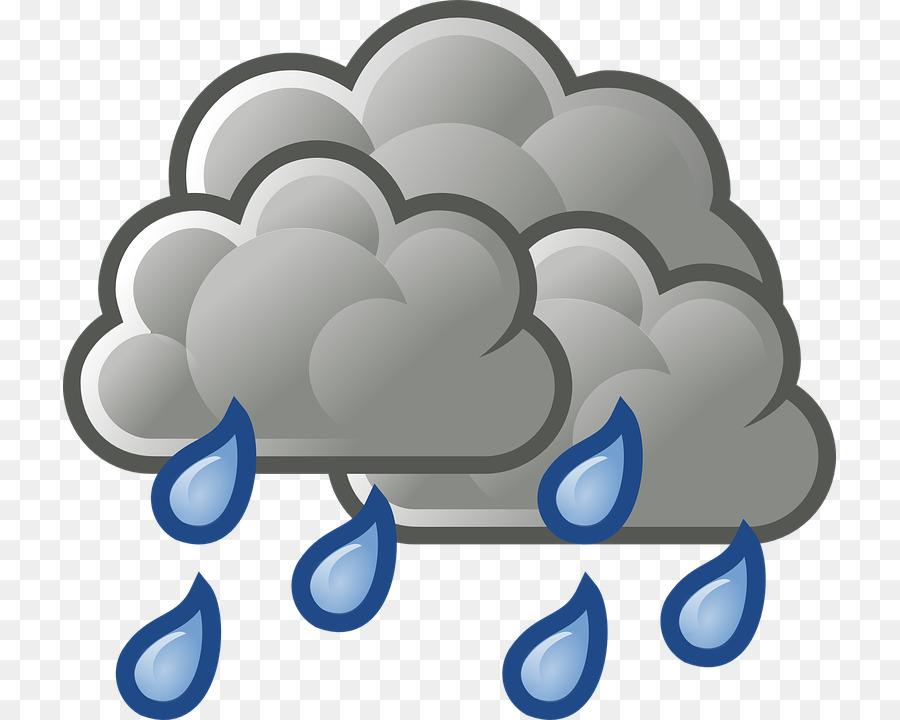 Cloud snow transparent . Wet clipart rain clipart