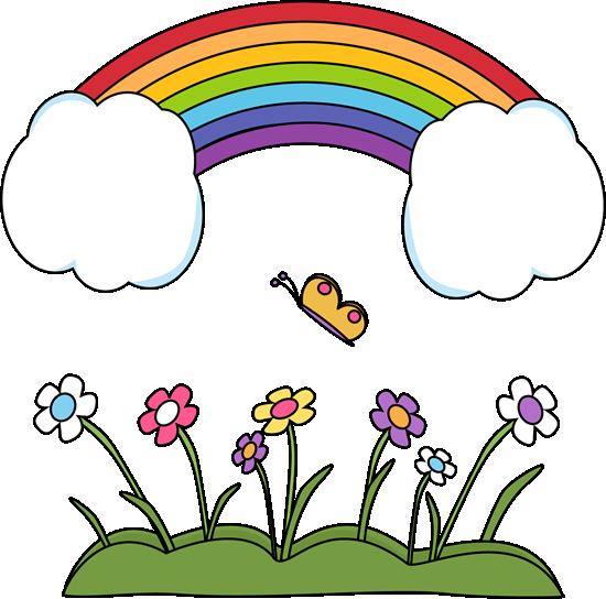Clip art images happy. Clipart rainbow