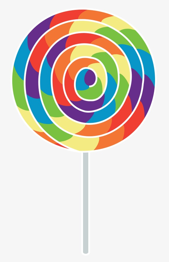 Lollipop clipart confectionery. Download free png rainbow
