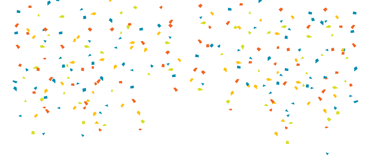 Streamers clipart confetti explosion. Png transparent images all