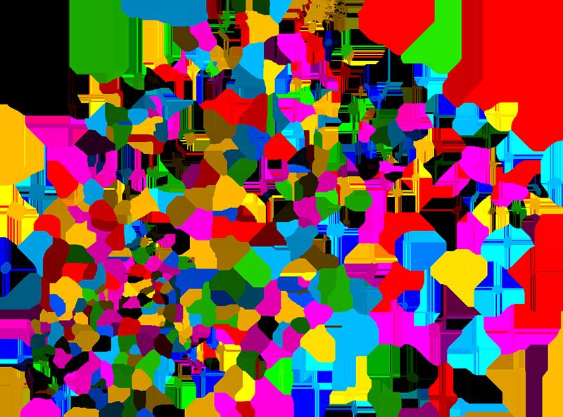confetti clipart winner