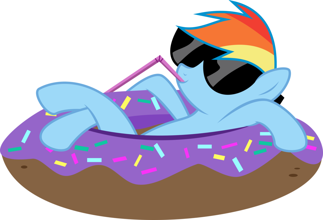 artist missbeigepony dead. Donut clipart clear background