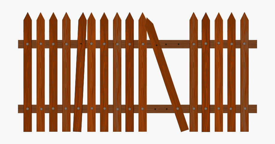 Transparent free cliparts on. Fencing clipart wood fence