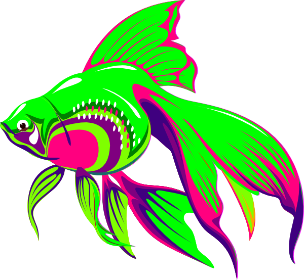 Rainbow clipground clip art. Families clipart fish