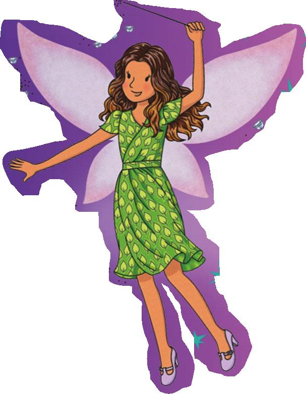 Rita the frog princess. Fairies clipart fairy tale