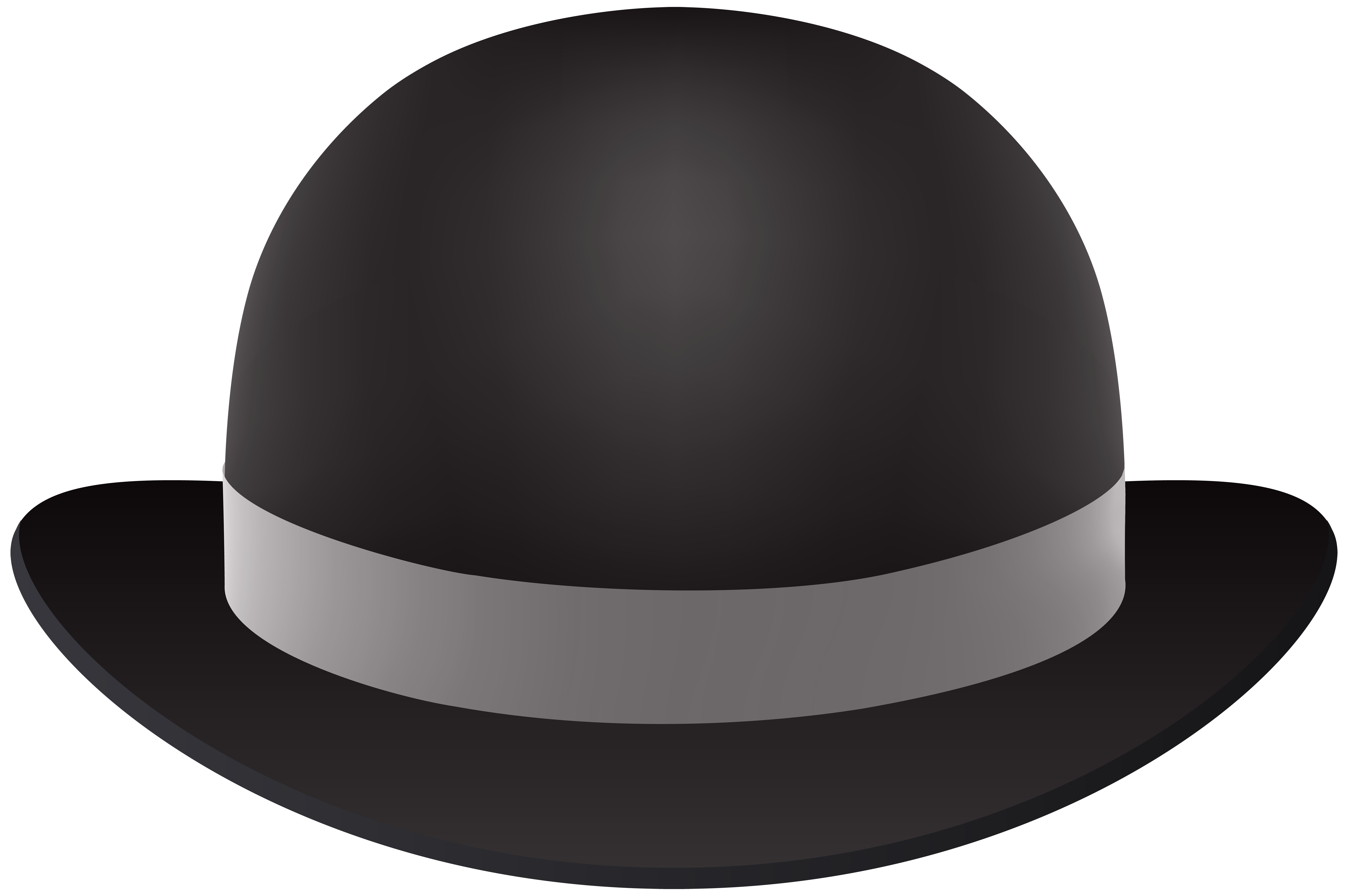Fedora clipart headwear. Male hat png clip