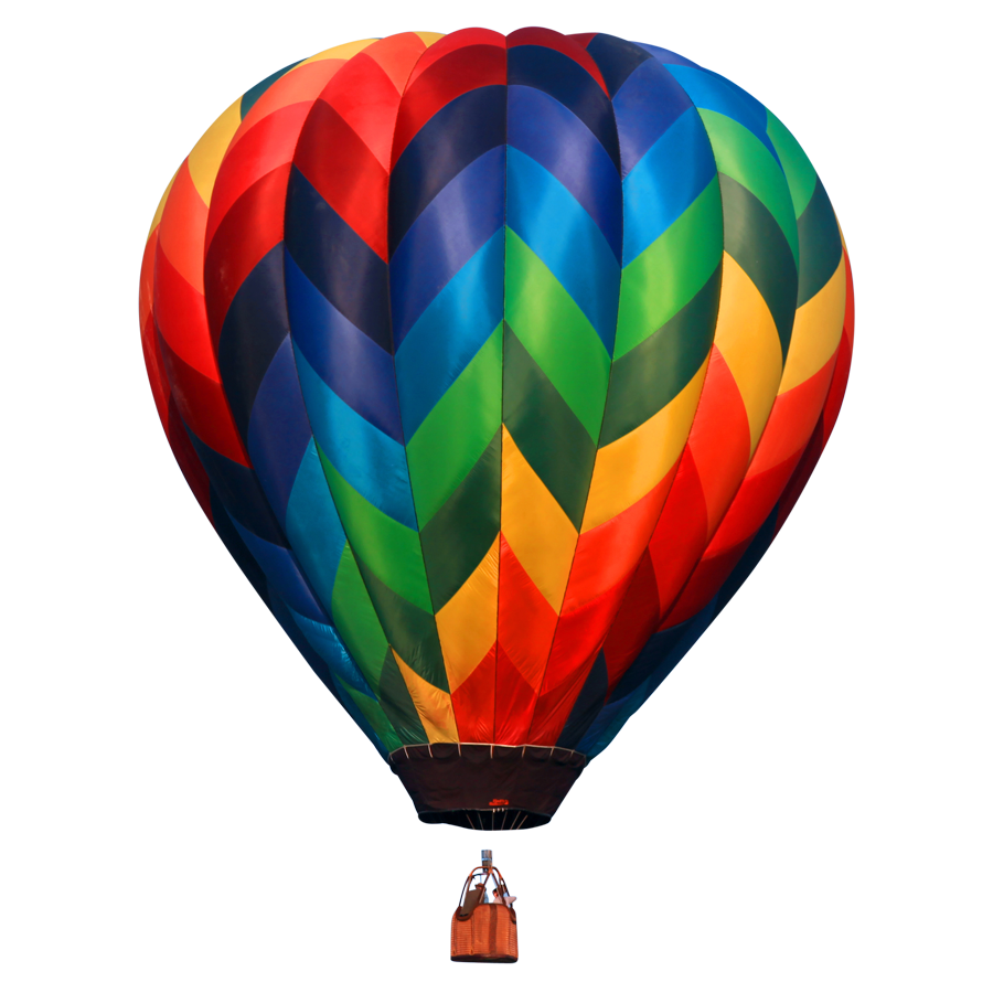 Clipart rainbow hot air balloon. Image energy how to