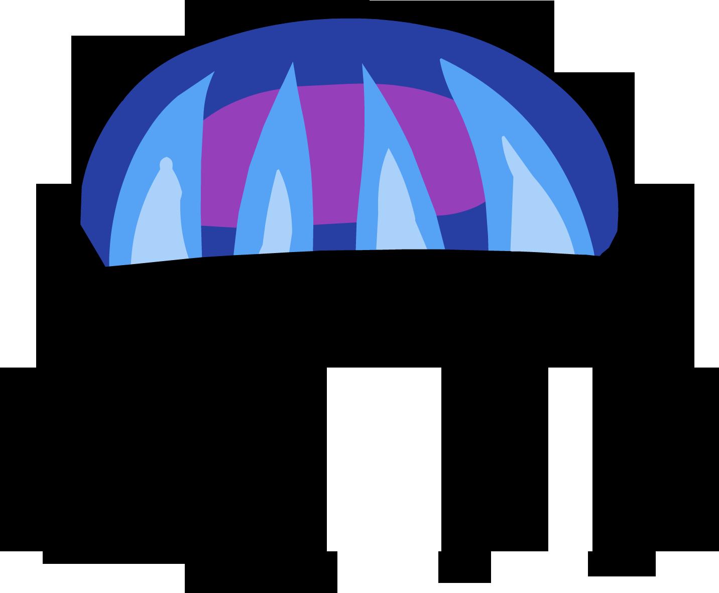 Clipart rainbow jellyfish. Club penguin wiki fandom