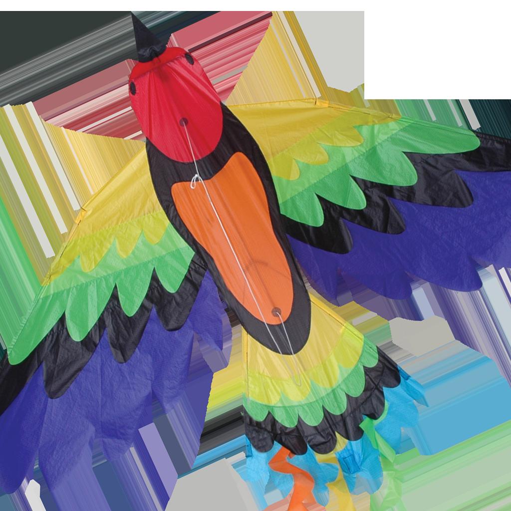 clipart rainbow kite