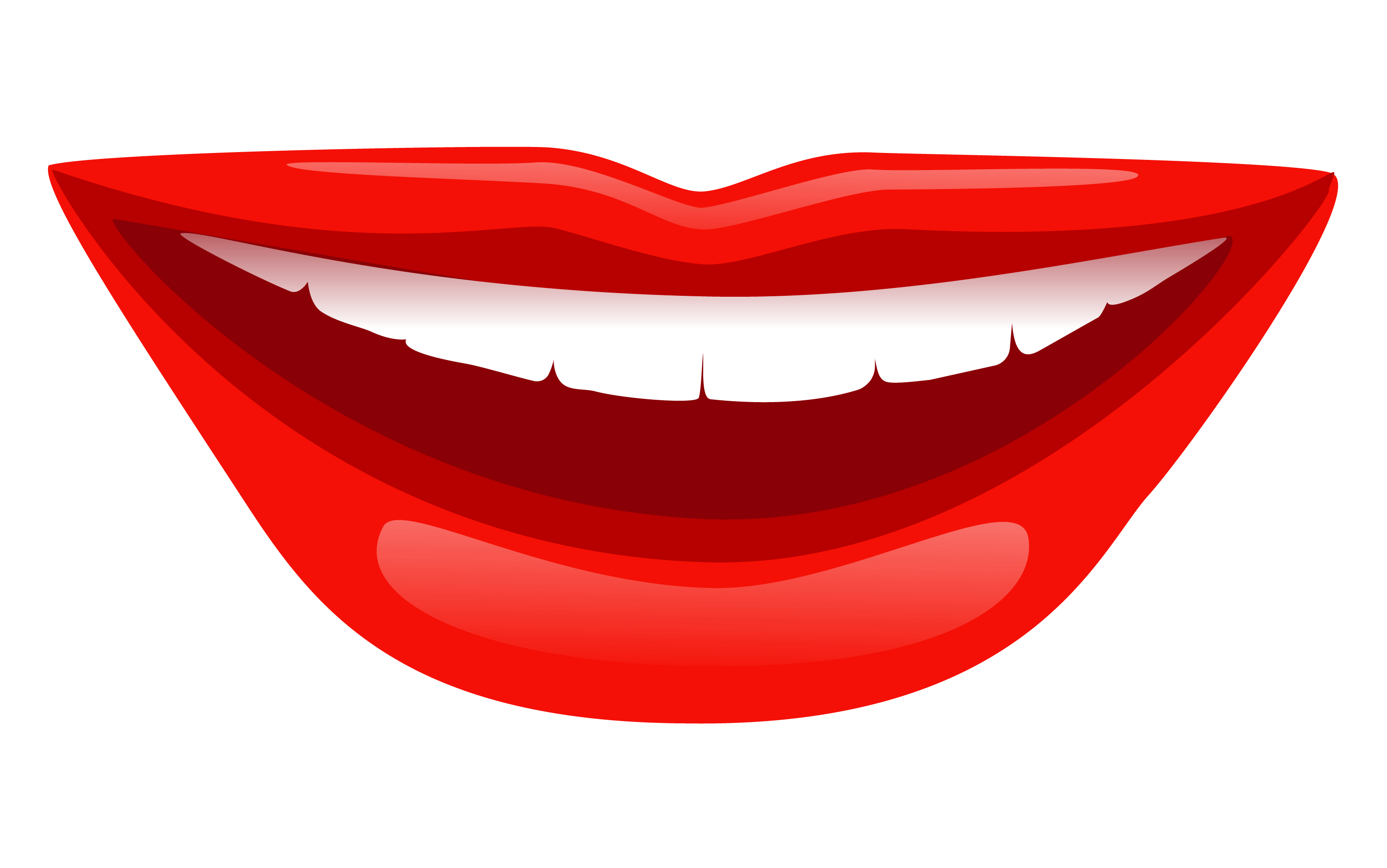 Cartoon png images pngpix. Clipart smile red lip