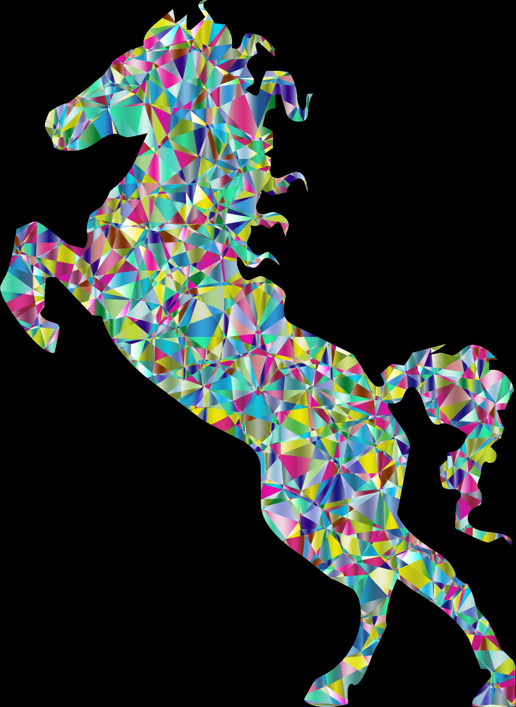 Gecko clipart rainbow. Chromatic crystal stallion big