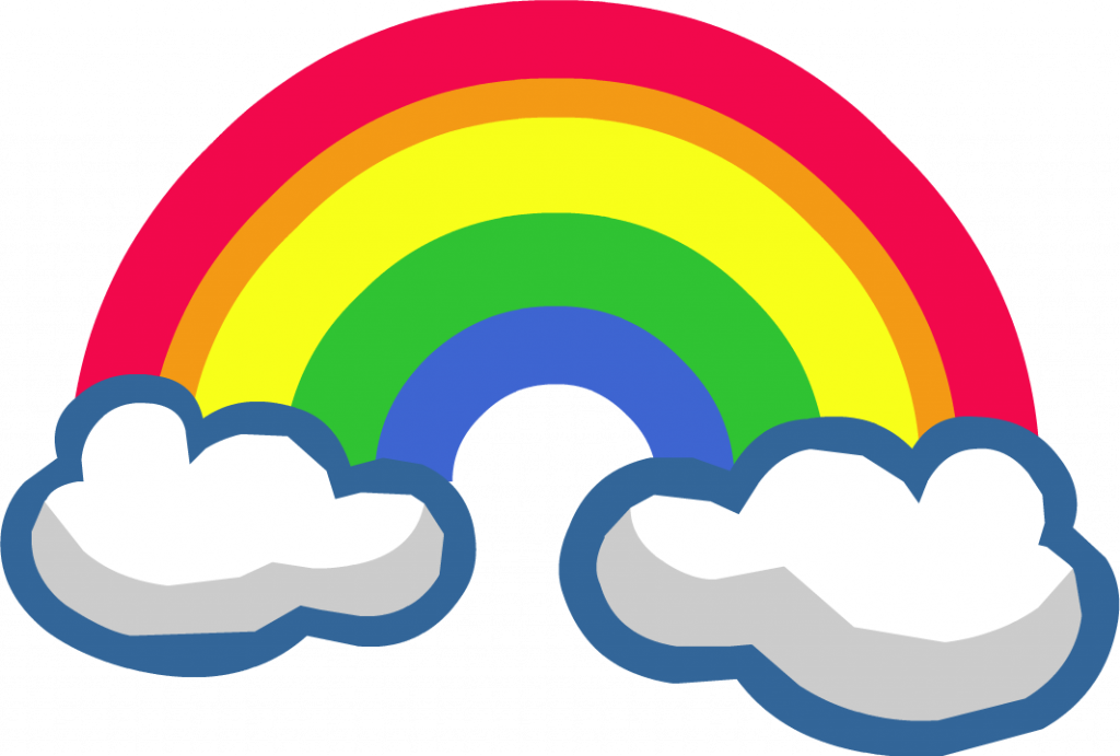 Rainbow Clipart Png rainbow transparent png pictures free icons and