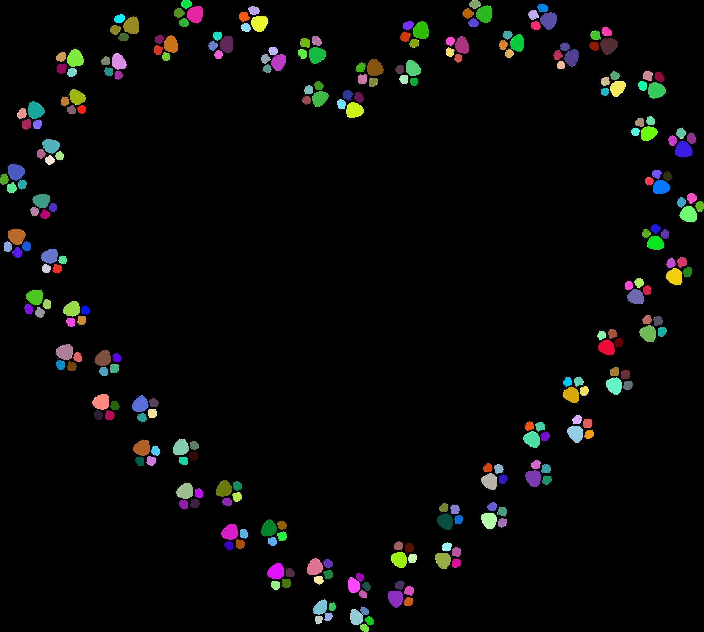 confetti clipart hearts