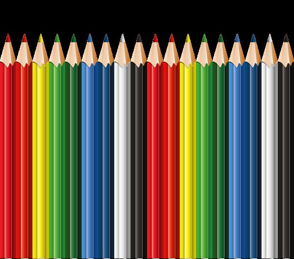 Markers clipart pencil crayon. School pencils decor png
