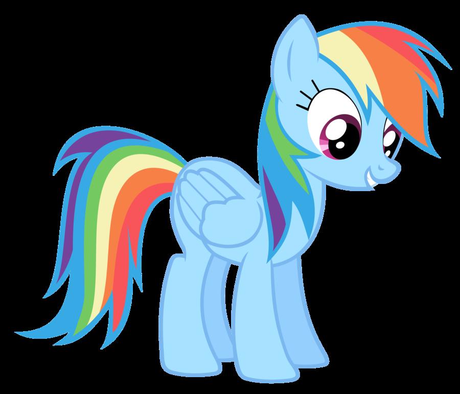 Dash mylittlebrony wiki fandom. Clipart rainbow pony
