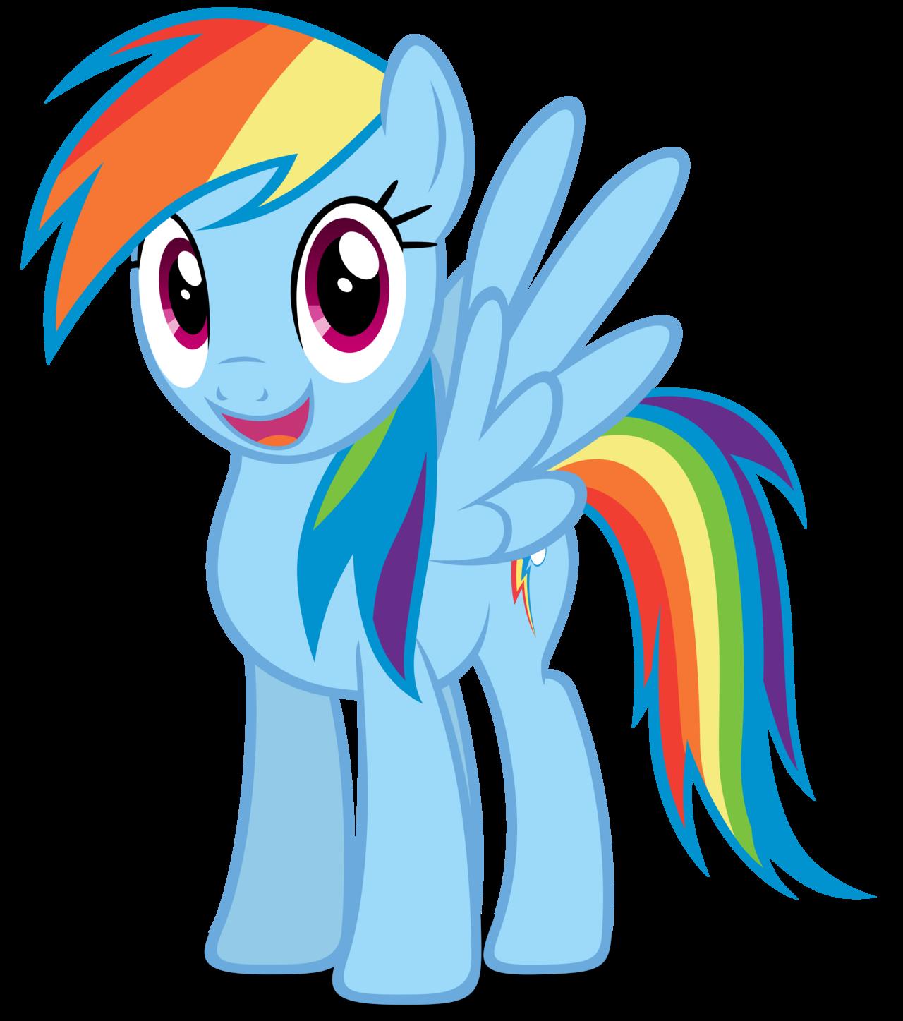 Clipart rainbow pony. Dash pinterest rainbows and