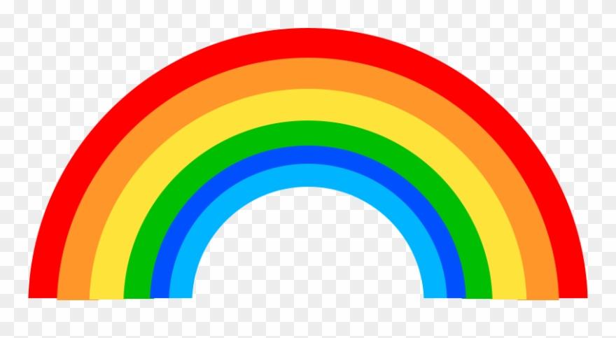 Pinclipart . Clipart rainbow preschool