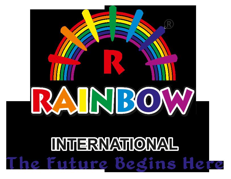 Rainbow preschools the best. Nursery clipart nursery school