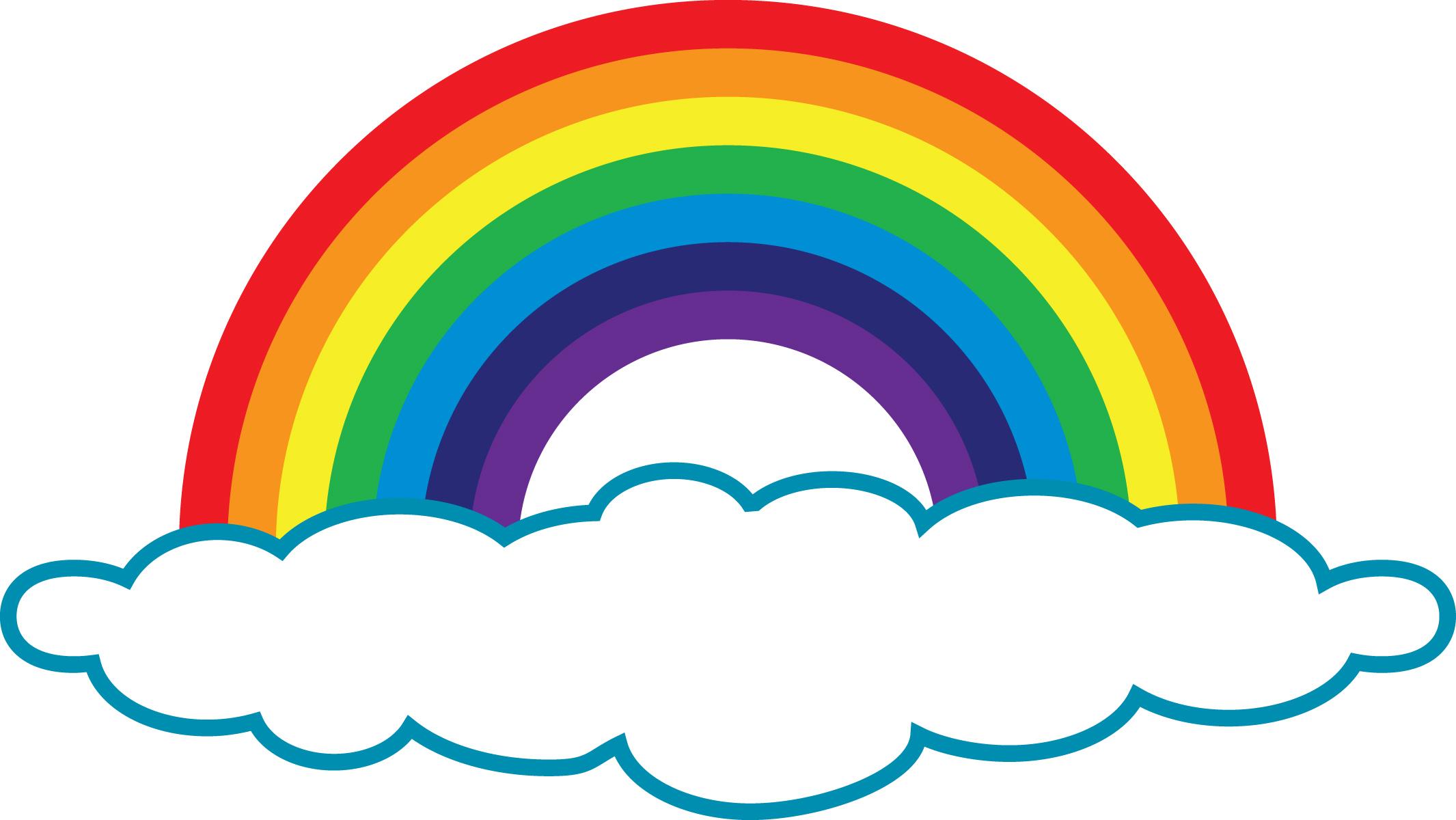 Preschool st john united. Heat clipart rainbow