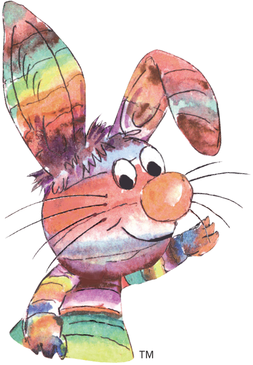 Clipart rainbow rabbit. About us the