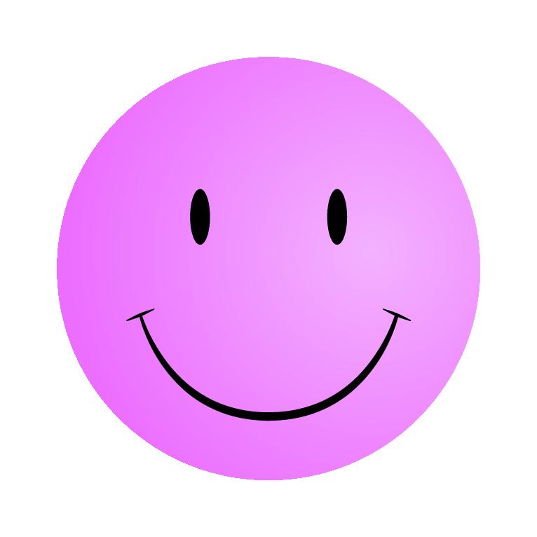 Faces clipart happy emoticon. Smileys colorful pencil and