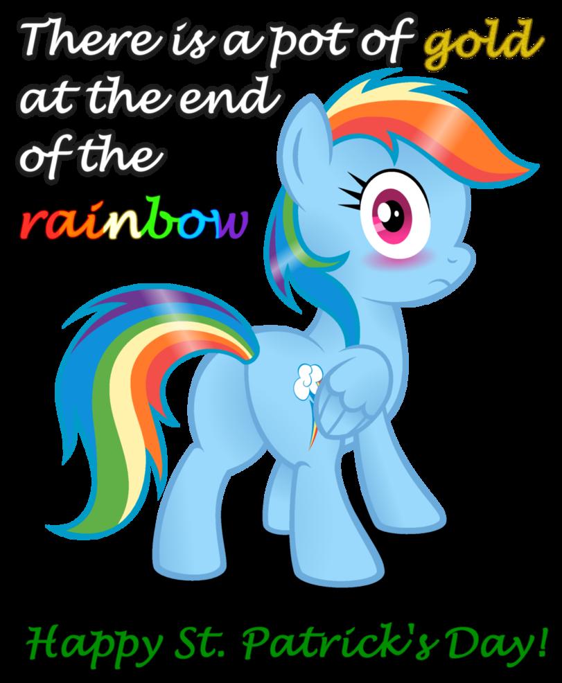 Clipart rainbow st patricks. Happy patrick s day