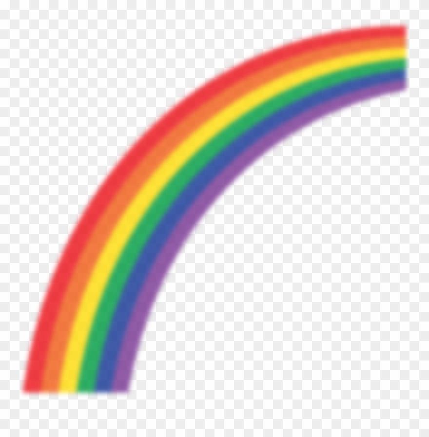 Png . Clipart rainbow transparent background
