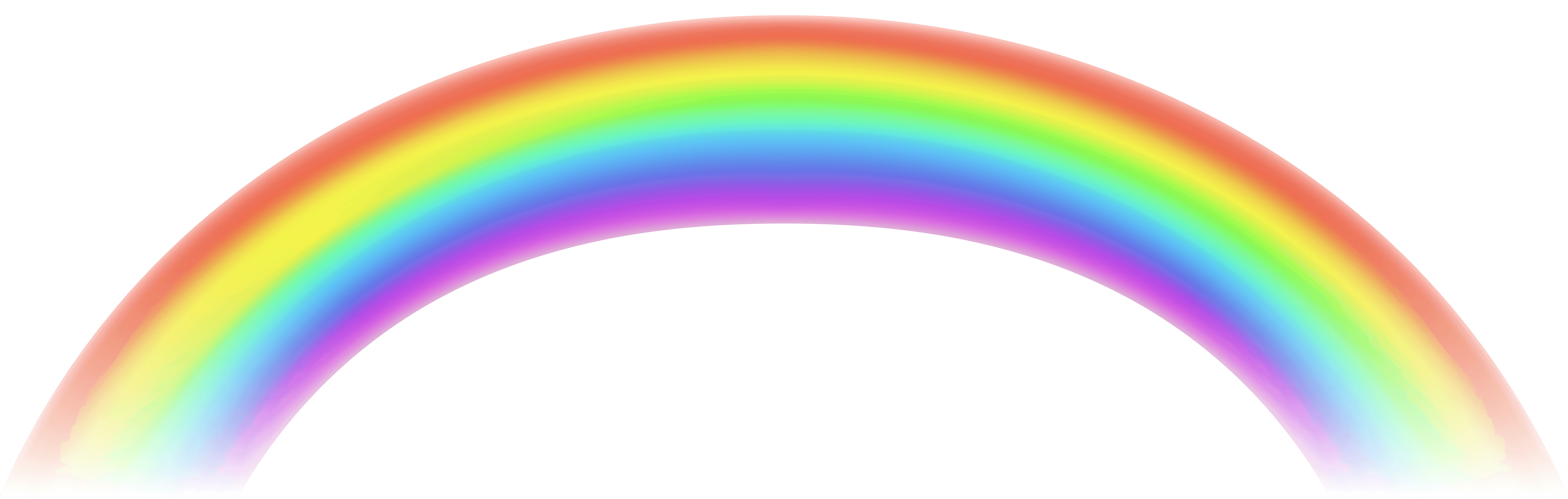 Clipart rainbow transparent background. Free cliparts download clip