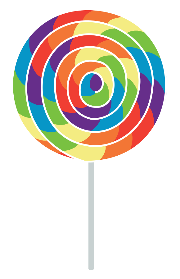 lollipop clipart colorful lollipop