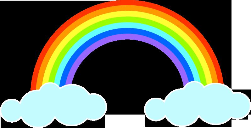 Clipart rainbow weather.  google rainbows pinterest