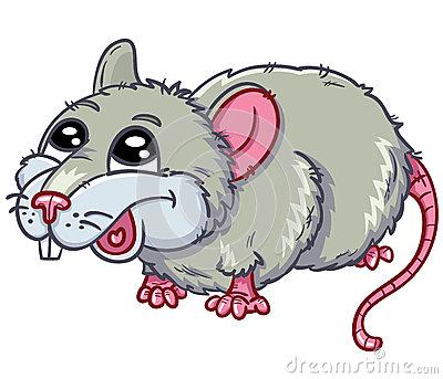 Clip art free images. Clipart rat