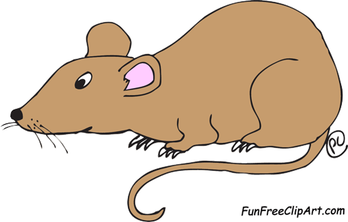 Clipart rat.  collection of lab