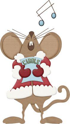 best rats love. Clipart rat christmas