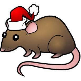 Clipart rat christmas. Frames photo display zazzle