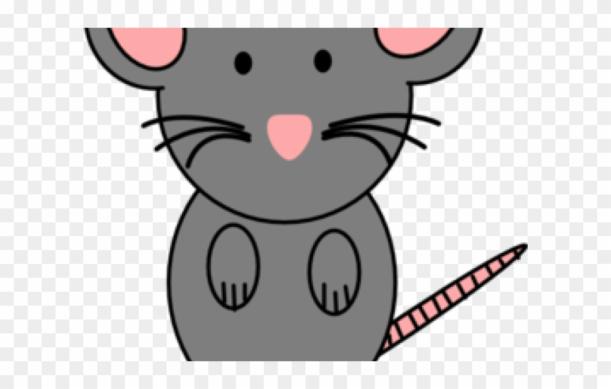 Mice clipart easy. Mouse simple rat clip