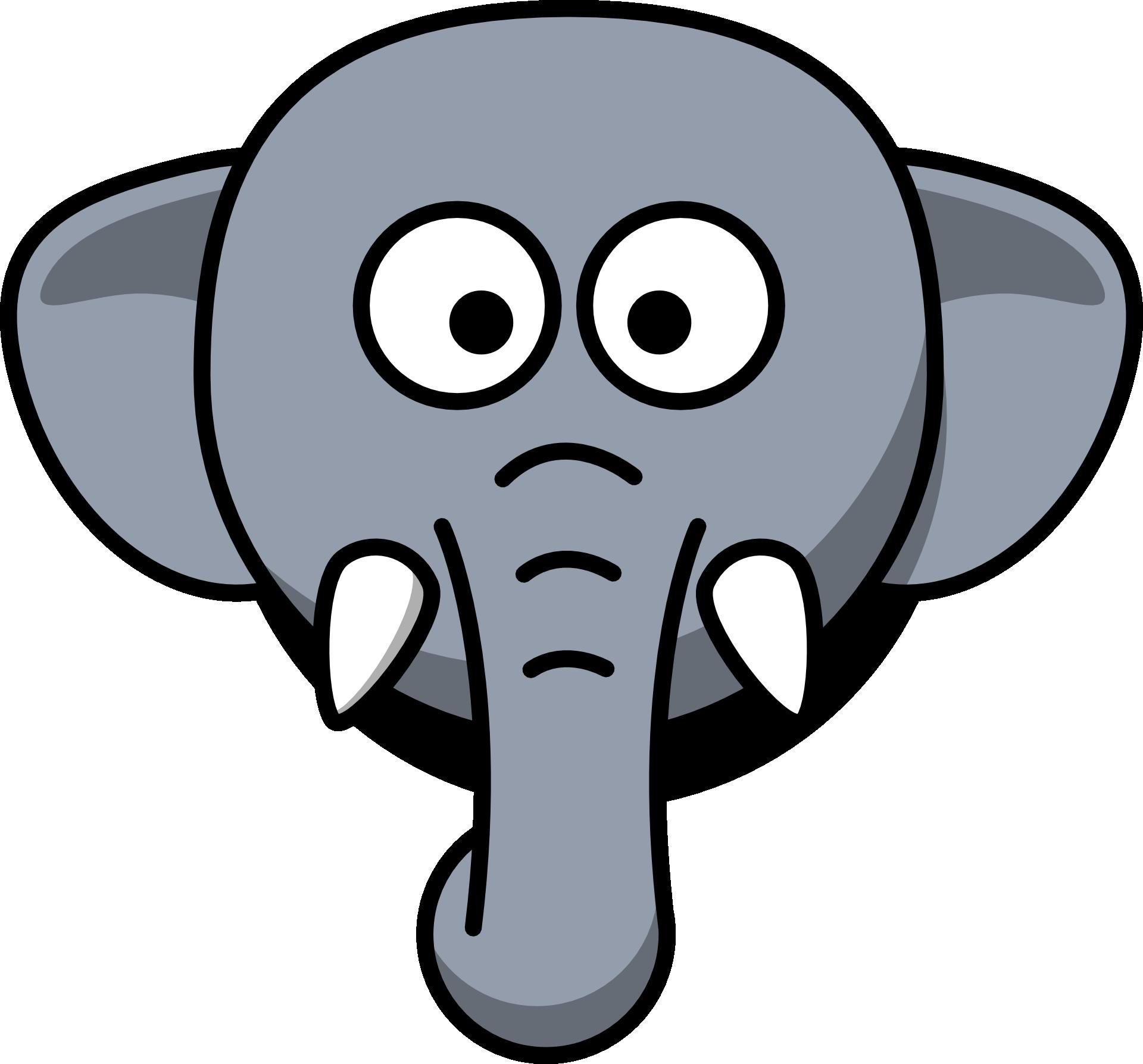 Kids cartoon for baby. Clipart rat elephant