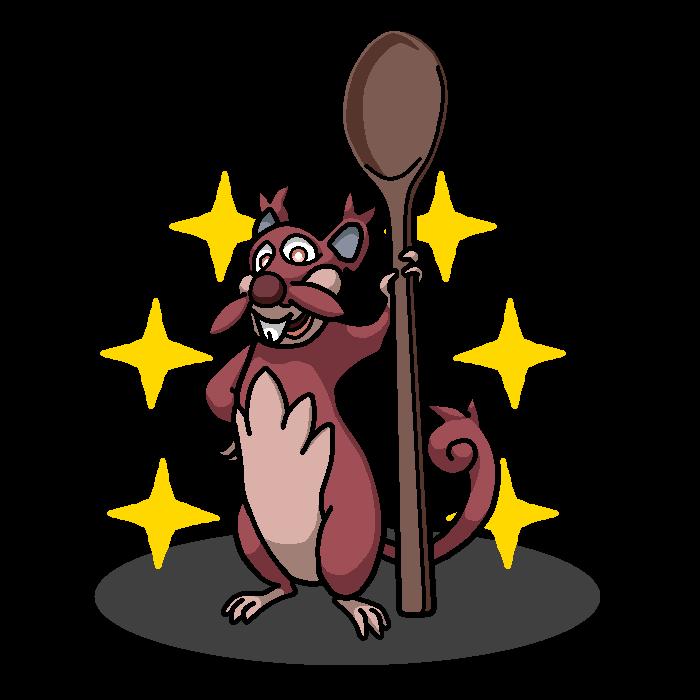 Vp pok mon thread. Clipart rat filthy