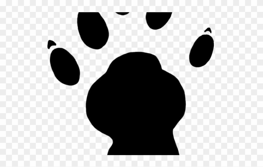 Footprints clip art png. Footprint clipart rat