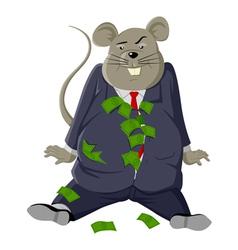 X free clip art. Clipart rat greedy
