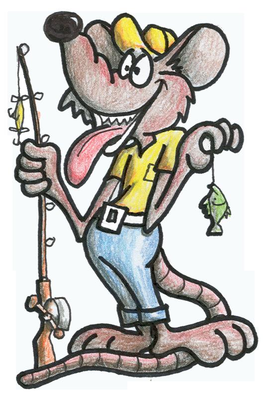 Clipart rat greedy. Jokingart com river